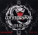 Whitesnake - Live in 84: Back to the Bone (2 Discos) [Audio CD]