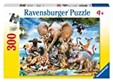 Ravensburger African Friends Puzzle (XXL, 300 Pieces)
