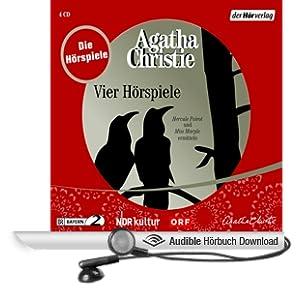 Agatha Christie - Vier H�rspiele