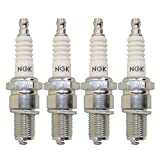 NGK (4626) BPMR7A (4 Pack) Standard Spark Plug For Small Engines # BPMR7A-4pk