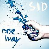 one way(初回生産限定盤B)(DVD付)