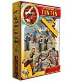 Plastoy - 60873 - Figurine - Coffret Collector Tintin