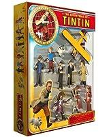 Plastoy - 60873 - Figurine - Coffret Collector Tintin