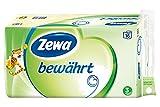 Zewa Toilettenpapier 'Bewährt' 3-lagig, 16 x 150 Blatt (16...