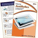 mumbi Displayschutzfolie ARCHOS 101XS / Archos 101 XS 2 Schutzfolie AntiReflex antireflektierend