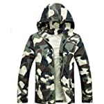Cozy Age Men's Camouflage Long Sleeve...