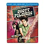 Scott Pilgrim vs. the World (Steelbook) (Blu-ray DVD Digital Copy UltraViolet)