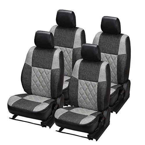 Pegasus Premium Jute Car Seat Cover For Grand I10