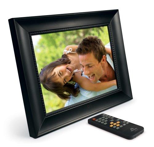 Merkury Innovations Mi-Df1500 15-Inch Wireless Digital Photo Frame (Black)