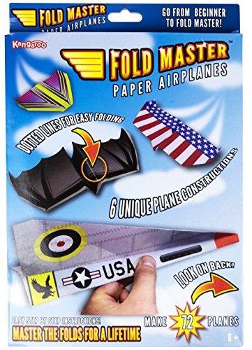 Kangaroos-Paper-Airplane-Kit-72-Paper-Airplanes