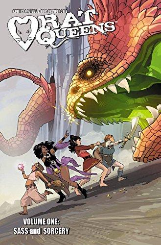 Download Rat Queens Volume 1: Sass & Sorcery