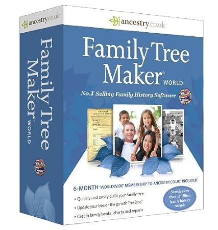 Family Tree Maker World - 2014 Edition (PC)