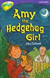 Oxford Reading Tree: Stage 11: TreeTops Stories: Amy the Hedgehog Girl (0199179743) by Warburton, Nick
