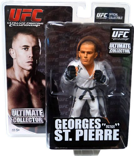 "UFC Ultimate Collector Series 7 George ""Rush"" St-Pierre - 1"