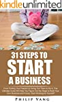 Business: Start-Up: 31 Steps to Start...
