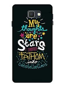 TREECASE Designer Printed Soft Silicone Back Case Cover For Samsung Galaxy J7 Prime SM-G610F