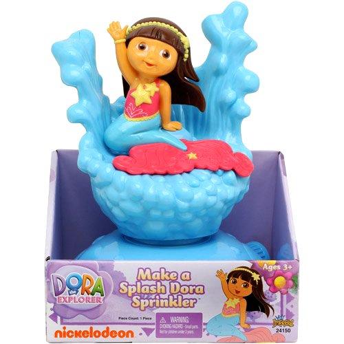 Dora the Explorer Dora the Explorer MAKE A SPLASH DORA Sprinkler
