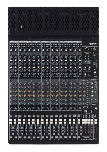 Mackie Onyx 1640i 16-channel 4-bus Premium 16x16