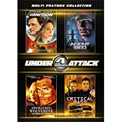 4 Film Under Attack Pack
