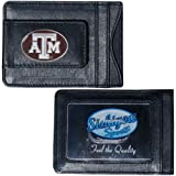 Money Clip/Cardholder - Texas A & M Aggies Money Clip/Cardholder - Texas A & M Aggies