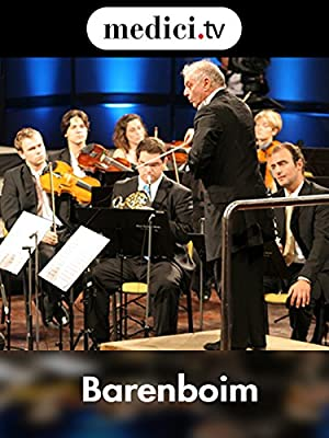 Elgar, Enigma Variations - Daniel Barenboim, West-Eastern Divan Orchestra (No dialog)