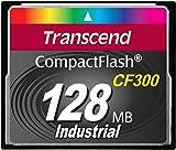 Transcend TS128MCF300 128MB 300X CF Memory Card