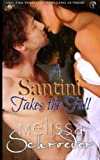 img - for A Santini Takes the Fall (The Santinis Book 9) (Volume 9) book / textbook / text book