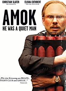 Amok - He was a quit man