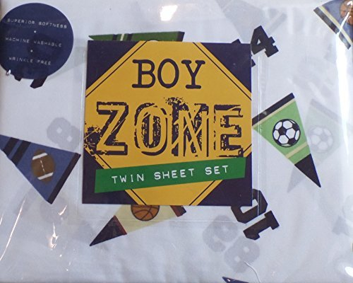 Sports Sheets For Boys