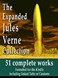 img - for The Expanded Jules Verne Collection 51 Complete Works [TRANSLATED] book / textbook / text book