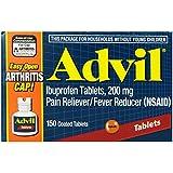 Advil Tablets E-Z Open Cap, 200 mg, 150-Count Bottle