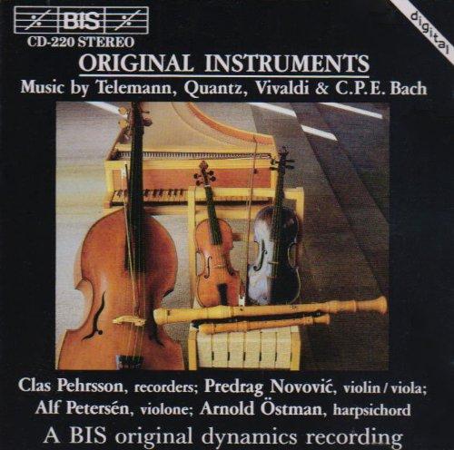 テレマン/2つのブロックフレーテのための協奏曲 (Telemann, Q
