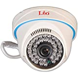 LIO 800TVL IR NIGHT VISION DOME CAMERA WITH 2 YEAR WARRANTY