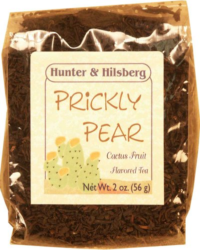 Hunter & Hilsberg Prickly Pear Cactus Tea, 2-Ounce (Pack of 5)