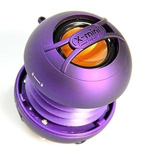 X-mini UNO XAM14-PU Mono Capsule Speaker - Purple