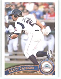 2011 Topps Pro Debut #302 Brett Jackson Tennesse Smokies Minor League Prospect... by Topps Pro Debut