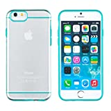 iPhone 6 Case DandyCase SUPER SLIM HYBRID Transparent Clear Hard Case Cover for Apple iPhone 6 (4.7