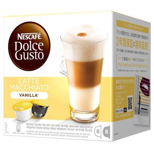 Order 2 XNESCAFE Dolce Gusto Vanilla Latte Macchiato (16 Capsules) from Nescafe