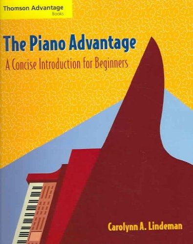 The Piano Advantage::Concise Introduction For...