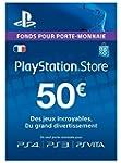 PlayStation Live Card - 50 euros