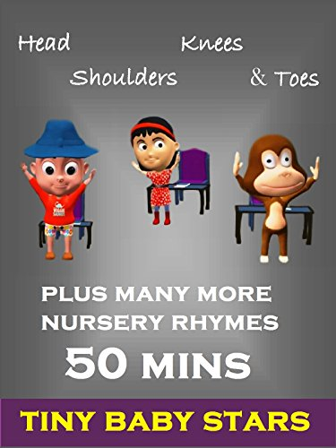 Head Shoulders Knees And Toes | Kids Nursery Rhymes and Songs | Excellent Animated Songs