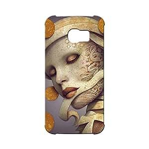 BLUEDIO Designer Printed Back case cover for Samsung Galaxy S6 Edge - G3359