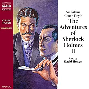 The Adventures of Sherlock Holmes II Hörbuch