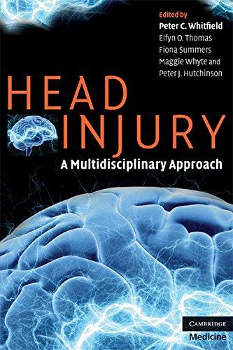 Head Injury: A Multidisciplinary Approach (Cambridge Medicine)