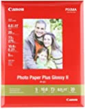 Canon PP-201 8.5-Inch x 11-Inch Photo Paper Plus Glossy (20 Sheets/Package)