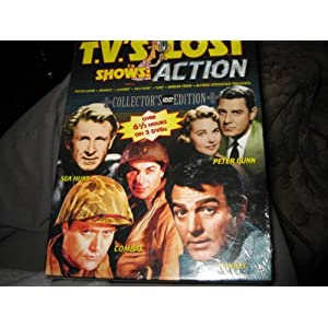 TV s Lost Episodes/Action Collector s Edition movie