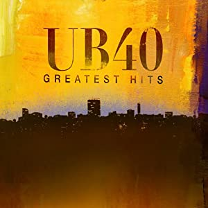 UB40 Greatest Hits from Virgin Records Us
