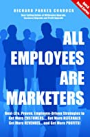 All Employees Are Marketers (English Edition)