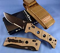 Benchmade 275SBKSN Adamas Folding Knife
