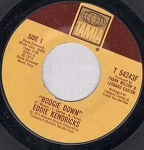 Eddie Kendricks Boogie Down